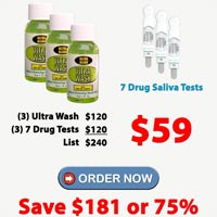 Ultra Wash Mouthwash 3 Pack