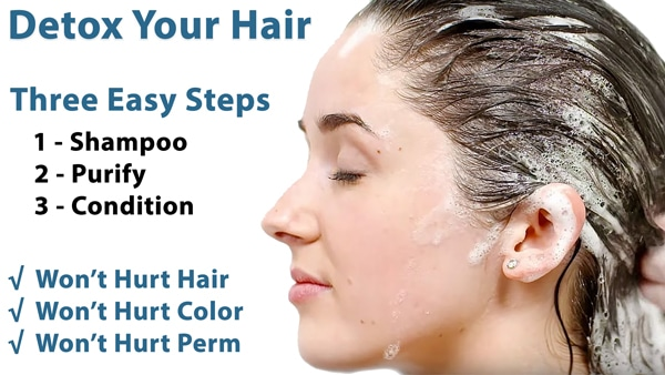 How To Detox Your Hair 600